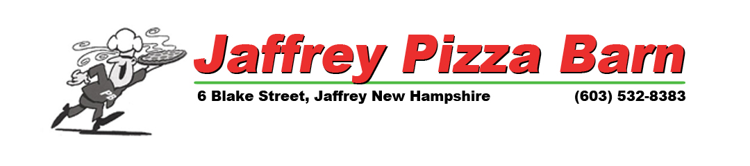 Jaffrey Pizza Barn Logo